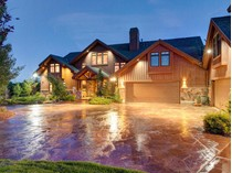 Vivienda unifamiliar for sales at Views Forever 111 West Goshawk Ridge Rd   Park City, Utah 84098 Estados Unidos