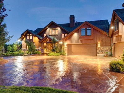 独户住宅 for sales at Views Forever 111 West Goshawk Ridge Rd Park City, 犹他州 84098 美国