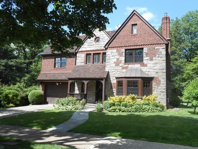 """Single Family Home for sales at """"MAGNIFICENTLY RENOVATED TUDOR MASTERPIECE"""" 30 Markwood Road , Forest Hills Gardens Forest Hills, New York 11375 United States"""