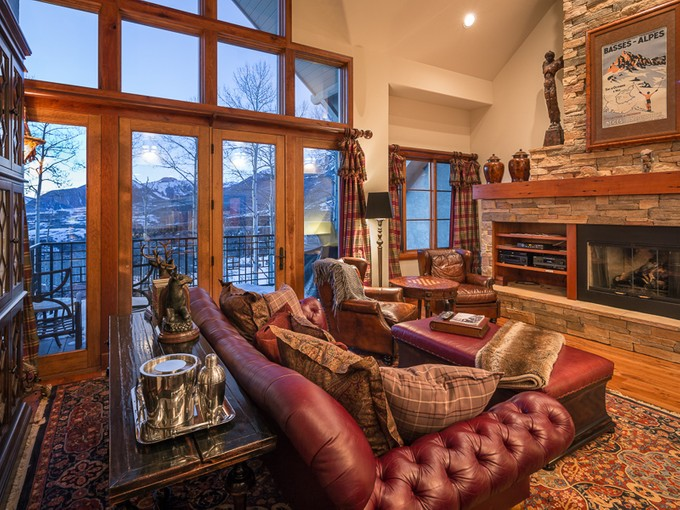 Condominium for sales at Aspen Ridge 2, Unit 16 100 Aspen Ridge Drive Aspen Ridge 2, Unit 16 Telluride, Colorado 81435 United States