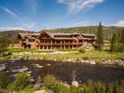 Tek Ailelik Ev for sales at Eagles Landing 31055 County Road 64  Clark, Colorado 80428 Amerika Birleşik Devletleri