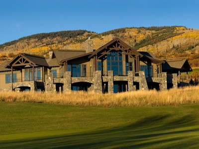 Maison unifamiliale for sales at 33560 Catamount Drive  Steamboat Springs, Colorado 80487 États-Unis