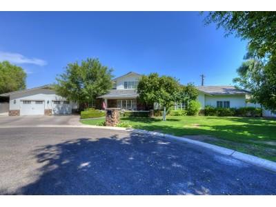 Single Family Home for sales at Beautiful Arcadia Family Home 6113 E Calle Del Norte Scottsdale, Arizona 85251 United States