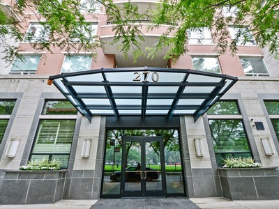 Condominio for sales at Stunning Unit in Boutique Building 270 E Pearson Street, Unit 203 Chicago, Illinois 60611 Stati Uniti