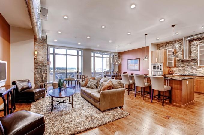 Condominium for sales at 2229 Blake Street 2229 Blake Street #710   Denver, Colorado 80205 United States