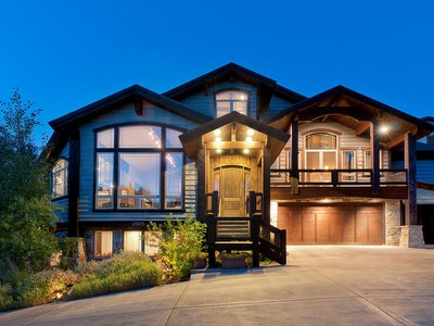 Maison unifamiliale for sales at Solamere Sophisticate 2510 Queen Esther Dr Park City, Utah 84060 États-Unis