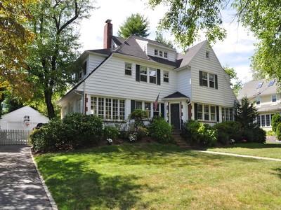 Single Family Home for sales at 931 Edgewood 931 Edgewood Avenue Pelham, New York 10803 United States