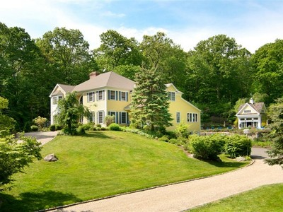"Casa para uma família for sales at ""Hill-n-Dale"" 294 West Mountain Road  Ridgefield, Connecticut 06877 Estados Unidos"