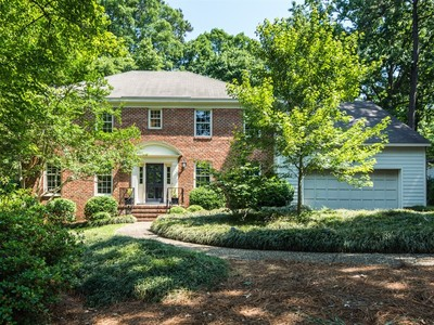 Single Family Home for sales at Coley Forest Classic! 3612 Ranlo Drive Raleigh, North Carolina 27612 United States