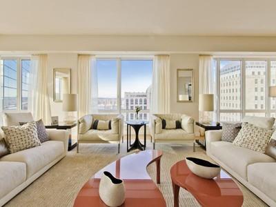 Condominium for sales at Penthouse At The Clarendon 400 Stuart Street PH1 Boston, Massachusetts 02116 United States