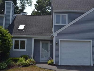 Condominium for sales at Glenwood Place 5 Winchester Court Unit 5   Farmington, Connecticut 06032 United States