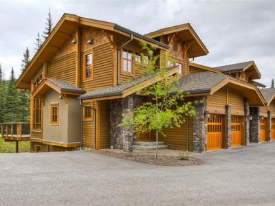 Casa Unifamiliar Adosada for sales at 23-5035 Valley Drive  Sun Peaks, British Columbia V0E5N0 Canadá