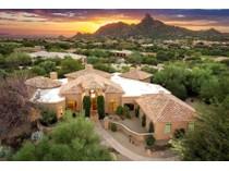 Casa para uma família for sales at Exclusive Guard Gated Troon Country Club Community Of Windy Walk Estates 26400 N 107th Way   Scottsdale, Arizona 85255 Estados Unidos