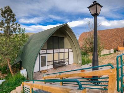 Maison unifamiliale for sales at Chalet in Historic Old Town 940 Empire Ave Park City, Utah 84060 États-Unis