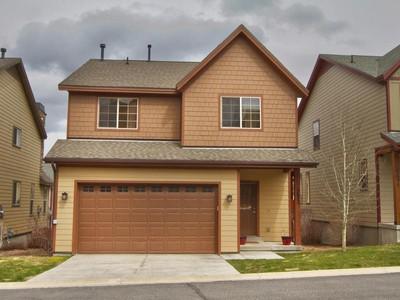 独户住宅 for sales at Bear Hollow single family. Great location! 5652 Kodiak Way Park City, 犹他州 84098 美国