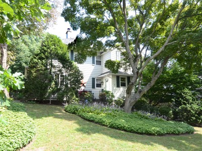 Single Family Home for sales at Larchmont Manor Colonial 27 Monroe Ave. Larchmont, New York 10538 United States