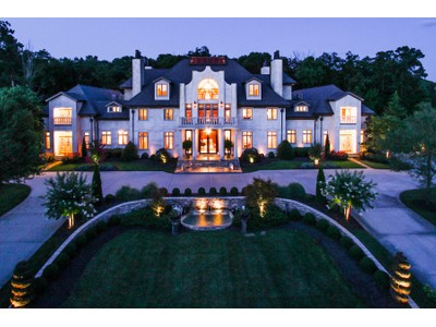 Single Family Home for sales at Forest Creek Manor 8843 Forest Creek Lane  Ooltewah, Tennessee 37363 United States