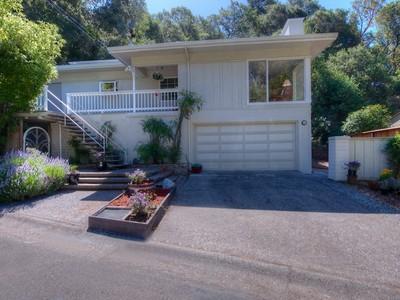 獨棟家庭住宅 for sales at Prime Opportunity in Prime Location! 30 Corte Alegre Greenbrae, 加利福尼亞州 94904 美國