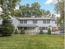Single Family Home for sales at Custom Colonial 279 White Oak Ridge Road   Bridgewater, New Jersey 08807 United States