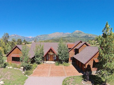 Farm / Ranch / Plantation for sales at Indian Shadow Ranch 572 CR 124 Hesperus, Colorado 81326 United States