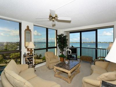 Eigentumswohnung for sales at ESSEX HOUSE 707 S Gulfstream Ave 1007 Sarasota, Florida 34236 Vereinigte Staaten