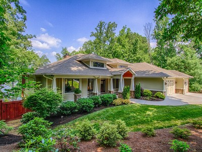 独户住宅 for sales at Lake Front in Louisville 4438 Forrest Ridge Drive Louisville, 田纳西州 37777 美国
