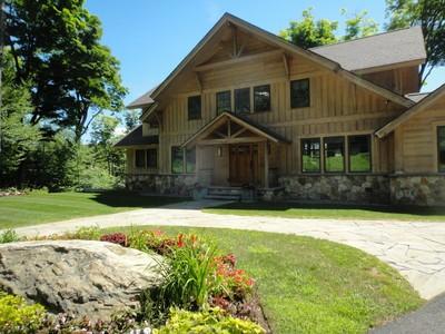 Villa for sales at Distinctive Resort Residence 5 Beechwood Ridge Rd, Stratton Mountain, 05155 Winhall, Vermont 05340 Stati Uniti