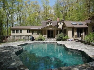 Single Family Home for sales at Modern Post & Beam 244 Lane Gate Road Cold Spring, New York 10516 United States