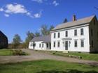 Vivienda unifamiliar for  sales at Historic Country Estate 123 Haynes Road   Wilmington, Vermont 05363 Estados Unidos