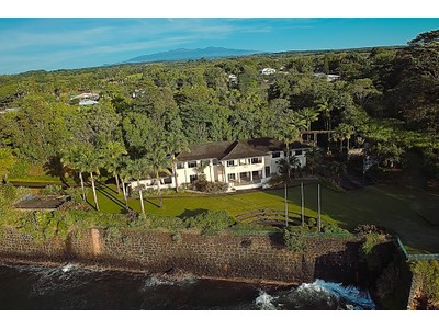 Maison unifamiliale for sales at The Wainaku Executive Center 26-238 Hawaii Belt Rd Hilo, Hawaii 96720 États-Unis
