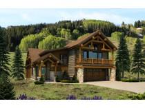 Maison unifamiliale for sales at Prestine Mountain Home 20 Appaloosa Road   Mount Crested Butte, Colorado 81225 États-Unis