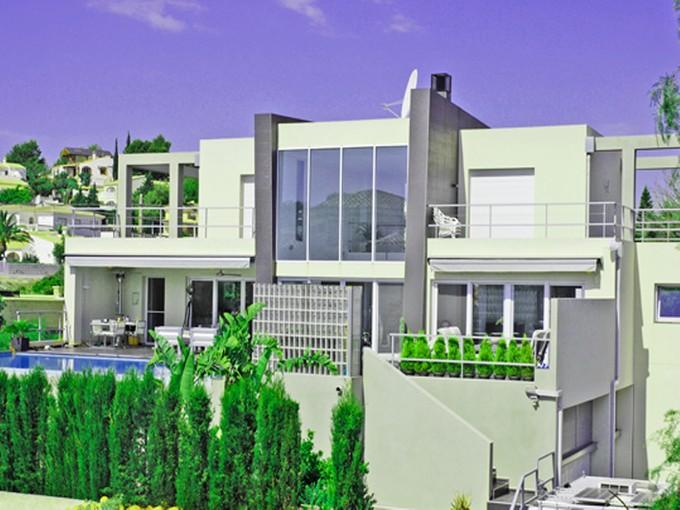 一戸建て for sales at Impressive modern villa with fantastic views  Other Alicante Costa Blanca, Alicante Costa Blanca 03580 スペイン