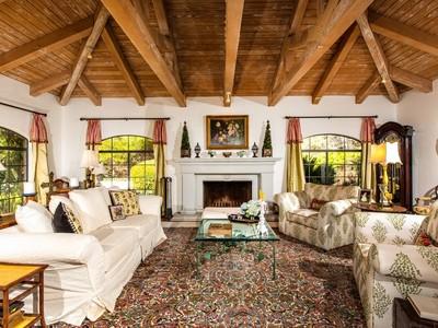 Casa Unifamiliar for sales at 5406 Calzada Del Bosque  Rancho Santa Fe, California 92067 United States
