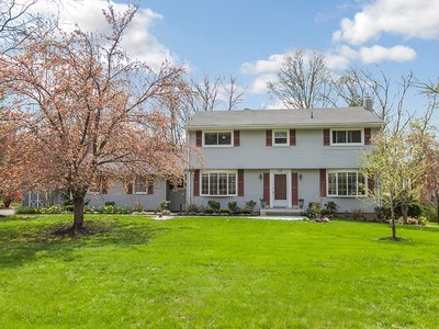 Single Family Home for sales at A True Gem! - Montgomery Township 118 Cherry Brook Drive  Princeton, New Jersey 08540 United States
