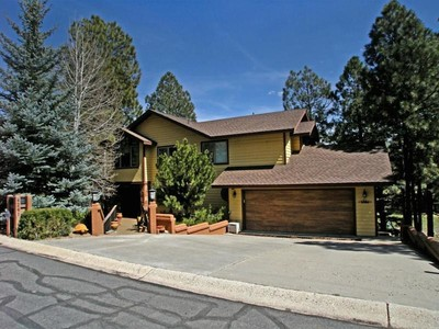 獨棟家庭住宅 for sales at Fabulous ElK Run Home 4241 Coburn DR  Flagstaff, 亞利桑那州 86004 美國