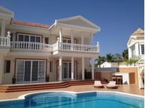 Casa para uma família for sales at Villa Montana Adeje, Tenerife Canary Islands Espanha