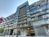 Eigentumswohnung for sales at Contemporary Condo Townhouse 55 Stewart St., #114   Toronto, Ontario M5V2V1 Kanada
