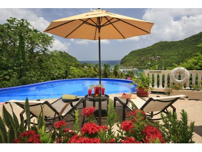 Nhà ở một gia đình for sales at Villa Ashiana Marigot Bay, Castries St. Lucia