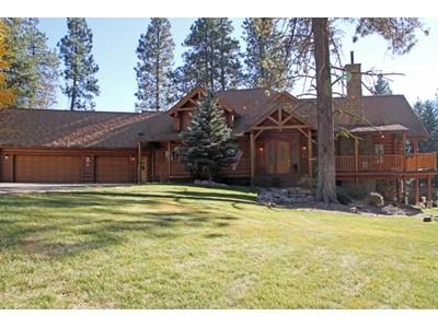 Casa para uma família for sales at Pattee Canyon 3146 Pattee Canyon Road   Missoula, Montana 59803 Estados Unidos