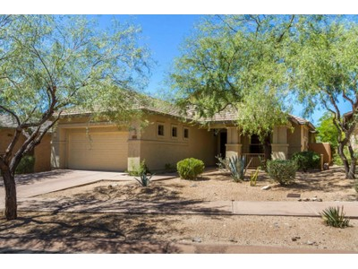 Частный односемейный дом for sales at Beautifully Remodeled DC Ranch Home 20468 N 94th Way Scottsdale, Аризона 85255 Соединенные Штаты
