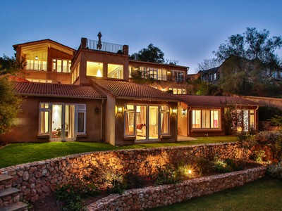Single Family Home for sales at On the tip of the ridge with panoramic views  Johannesburg, Gauteng 2191 South Africa