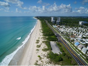 Land for sales at Prime Oceanfront Development Property 0 N Highway A1A Fort Pierce, Florida 34949 United States