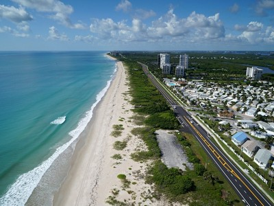 Land for  at Prime Oceanfront Development Property 0 N Highway A1A Fort Pierce, Florida 34949 United States