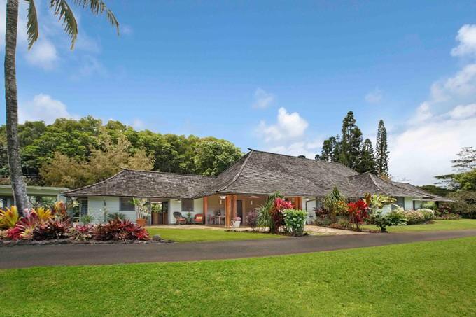 Nhà ở một gia đình for sales at Olu Pua Gardens  Kalaheo, Hawaii 96741 Hoa Kỳ