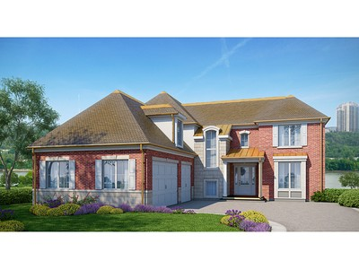 Single Family Home for sales at Manhattan Harbour 14 Manhattan Blvd Dayton, Kentucky 41074 United States