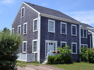 Single Family Home for sales at Mid Island - Custom Built 48 A Macy Lane Nantucket, Massachusetts 02554 United States