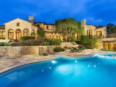 獨棟家庭住宅 for sales at 18483 Calle Tramonto  Rancho Santa Fe, 加利福尼亞州 92091 美國