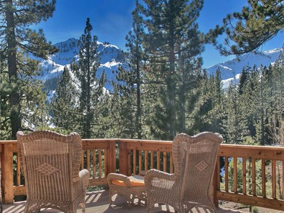 独户住宅 for sales at 1589 Sandy Way  Olympic Valley, California 96146 United States
