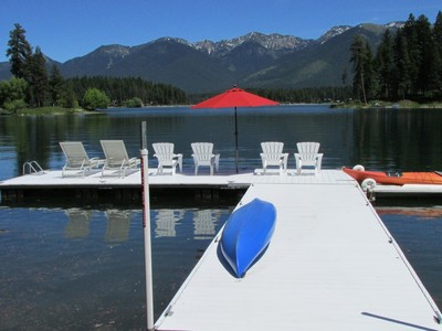 Single Family Home for sales at Echo Lake 365 Echo Chalet Drive Bigfork, Montana 59911 United States
