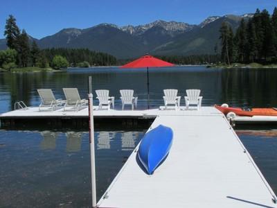 Tek Ailelik Ev for sales at Echo Lake 365 Echo Chalet Drive Bigfork, Montana 59911 Amerika Birleşik Devletleri